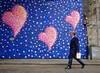 Heartfelt thoughts. (PM Kelly) Tags: valentines love heart hearts heartfelt uk england english market borough photography street london