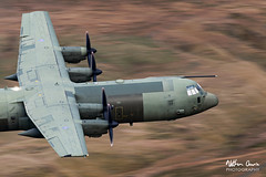 RAF Hercules ZH871 low level in Northern England (NDSD) Tags: yorkshire dales north northern low level c130 hercules lockheed boeing cumbria flying jet raf lake district transport plane aircraft aviation