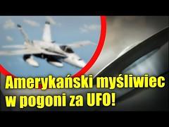 #Medium - Amerykanie odtajnili nagranie z pościgu myśliwca za UFO! (mmmmkkkk311) Tags: ciekawostka innemedium niezidentyfikowanyobiektlatający nol obiektnaniebie tajemnica tajne ufo usarmy usa