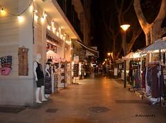 IBIZA città-Isole Baleari - Spagna (Alviero41) Tags: spagna ibiza isolebaleari notturno