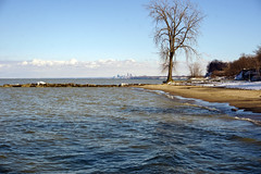 Lake Erie (Paul McCarthy99) Tags: lakeerie cleveland cold winterscene sonya6000 teamsony 7dwflandscape