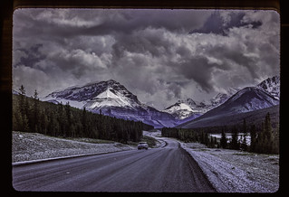 The Icefields Parkway [Explored]