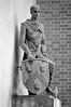 Stratford-upon-Avon (England) - Statue (Bjorn Roose) Tags: björnroose bjornroose stratforduponavon england westmidlands warwickshire statue beeldhouwwerk