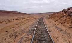 Hejaz Railway in Jordan (Kachangas) Tags: lawrenceofarabia jordan desert arabrevolt wwi ww1 trenches railway rail arab arabia war militaryhistory history hejaz train maan ottoman turkey british insurgency explosion bombing