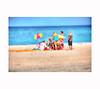 A Day At The Beach Series (daystar297) Tags: streetportrait people beach water sky sand fun vacation umbrella family fortpierce florida southflorida treasurecoast nikon photoshop bokeh