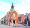 The Lea Valley Church - Waltham Abbey. (Jim Linwood) Tags: waltham abbey essex england