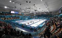 Paralympic_Wheelchair_Curling_Korea_vs_Canada_05 (KOREA.NET - Official page of the Republic of Korea) Tags: pyeongchang gangneungsi gangneungolympicpark curling wheelchaircurling curlingcentre 컬링 2018평창동계패럴림픽 2018pyeongchangwinterparalympic paralympics 패럴림픽 휠체어컬링