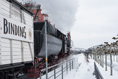 2018 Historische Eisenbahn Richtung Oosten (mercatormovens) Tags: frankfurt mainufer city