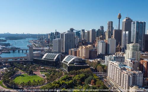 36E/Darling North Darling Drive, Sydney NSW