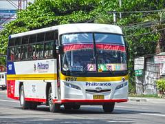 Philtranco 1757 (Monkey D. Luffy ギア2(セカンド)) Tags: bus mindanao philbes philippine philippines photography photo public enthusiasts society road vehicles vehicle explore daewoo