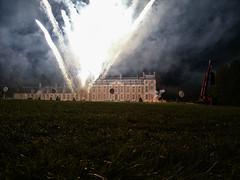 Feu d'artifice au château (ilana.greendel) Tags: firework château castel