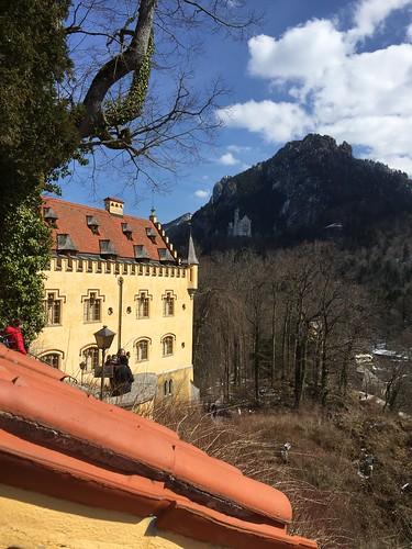Hohenschwangau and Neuschwanstein