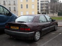 1993 Citroën Xantia 1.8i 103ch (fabbi71100) Tags: citroënxantia citroën