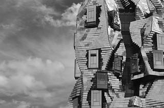 Instantanés Urbain - Frank Gehry Arles