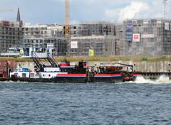 2636 (ENI 05606480) (Parchimer) Tags: schubboot pushboat towboat pousseur pchacz duwboot spintore empurradorfluvial binnenschiff tolómotorhajó pushertug hamburg elbe