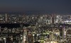 Tokyo (Rolandito.) Tags: asia japan japon nippon tokyo tokio roppongi hills night city cityscape