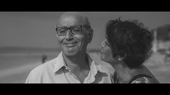 Please No Kiss (Scope35) Tags: kiss cinema film bw bokeh couple grandparents love amour rokkor manuallens france normandie trouville sony emount