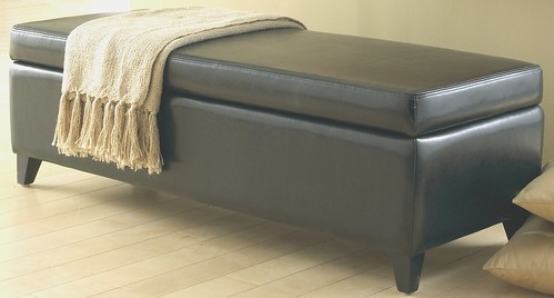 9 Important Life Lessons Leather Storage Ottoman Bench Taught Us | leather storage ottoman bench