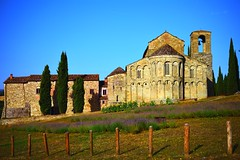 Pieve di Romena (thomas.amicabile) Tags: italia natura nature lavanda italy paesaggio panorama paesaggistica paesaggi panoramiche pianta erba prato colori contrasti toscana allaperto