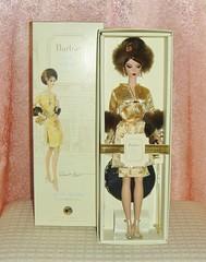 2008 Je Ne Sais Quoi Barbie (1) (Paul BarbieTemptation) Tags: barbie fashion model collection gold label silkstone silkie robert best 2008 paris parisian sketch france french chanel dior balmain givenchy je ne sais quoi