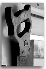 Hanging Saw (Bear Dale) Tags: hanging saw south coast barn new wales australia canon 5dmkii