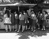 Lunchtime (Beegee49) Tags: street vendor snacks school girls filipina silay city philippines