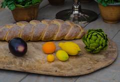 Still life (frankmh) Tags: fruit citrus bread stilllife sofiero helsingborg skåne sweden