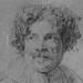 VAN DYCK Antoon - Portrait de Simon de Vos (drawing, dessin, disegno-Louvre RF662) - Detail 7