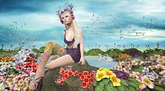 My Spring Fling (Duchess Flux) Tags: theseasonsstory thechapterfour collabor88 springflair kokoropeachu lode attackbun coyote maxigossamer wasabi unicult pingpongdappa skinnery catwa mosquitosway anc secondlife sl