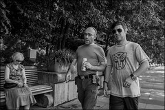 DRD160702_0606 (dmitryzhkov) Tags: russia moscow documentary street life human monochrome reportage social public urban city photojournalism streetphotography people bw dmitryryzhkov blackandwhite everyday candid stranger