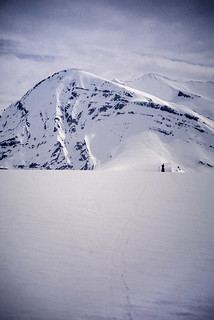 Cerro Doblado - Valle Río Los Pinos
