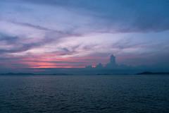 Andaman Sea, Krabi, Thailand (cat_collector) Tags: thailand krabi sonyilce6000 sonyepz1650mmf3556oss spring 2018 andamansea sea sunset