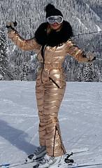 odri gold2 (skisuitguy) Tags: skisuit snowsuit ski snow suit skiing skifashion skiwear skioutfit skibunny snowbunny onepieceskisuit onepiecesuit onesie onepiece skianzug skidress allinone