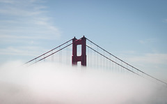 sanfran (Rick Mccoy) Tags: san francisco fog sky bridge