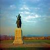 Statue of Robert the Bruce at Bannocburn Scotland (bellrich1941) Tags: scotland robertthebruse stirling stirlingshare