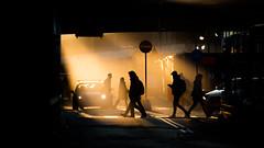 Stockholm, March 20, 2018 (Ulf Bodin) Tags: sun sverige hamngatan canoneosm3 urban canonefm55200mmf4563isstm smoke streetphotography sweden outdoor stockholm shadows sergelstorg urbanlife stockholmslän se