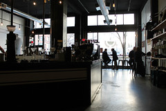 An Oasis (Flint Foto Factory) Tags: detroit michigan urban city late winter early spring march 2018 stpatricksday weekend friday dessert oasis coffee roasters 1220 griswold cafe