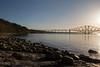 Jubilee No. 45690 'Leander' - Forth Bridge (Jonathon Gourlay) Tags: steam train railtour srps forth bridge circle river scotland dalmeny estate south queensferry fife jubilee 45690 leander
