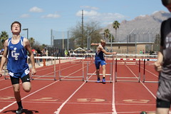 Lancer Invitational 1270 (Az Skies Photography) Tags: canon 80d eos canoneos80d eos80d canon80d track meet trackmeet trackandfield trackfield field march 17 2018 march172018 31718 3172018 athlete athletes high school highschool highschooltrackandfield tucson az arizona tucsonaz salpointe catholic salpointecatholic salpointecatholichighschool action sport sports run runner runners running race racer racers racing sportsphotography photography lancer invite invitational lancerinvitational lancerinvite 300m hurdles boys freshman 300mhurdles boys300mhudles 300mhurdlesboys boysfreshman