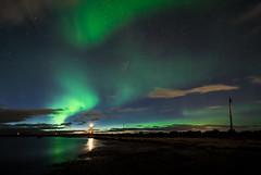 Reykjavik - Aurora Borealis (grahamwilliamson1985) Tags: iceland aurora northernlights reykjavik night astrophotography landscape grahamwilliamson