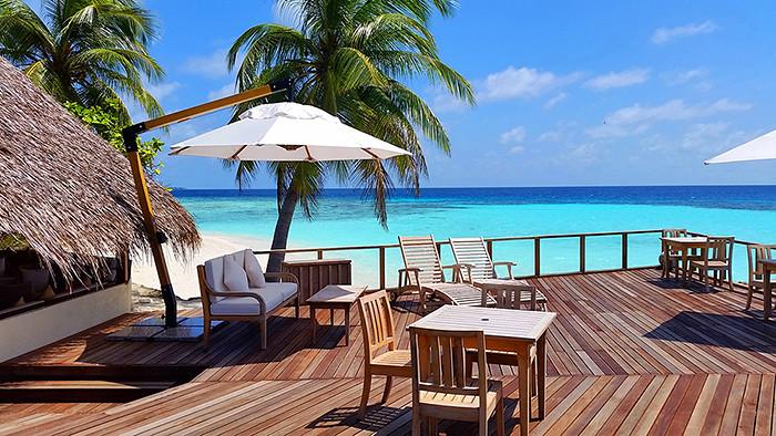 Sand Bar Deck