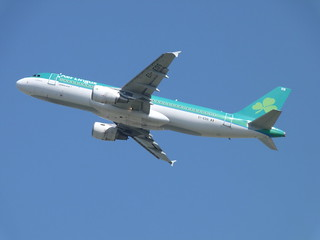 EI-EDS Airbus A.320 Aer Lingus.