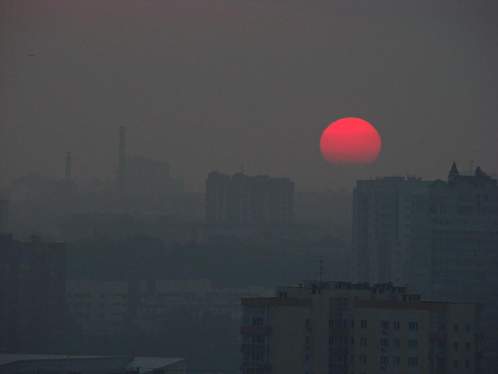 фото: Восход 22 июня