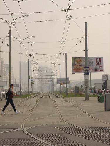Смог над городом ©  ayampolsky