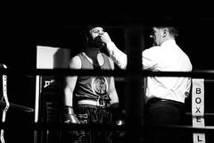 21995 - Nose (Diego Rosato) Tags: blow nose soffiare naso sangue blood boxe boxing night palaboxe boxelatina arbitro referee bianconero blackwhite rawtherapee