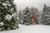 Pray for Snow (Omnitrigger) Tags: yosemite yosemitevalley chapel snow powder tree landscape
