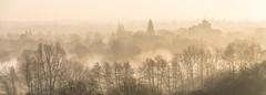 Romsey-6022-HDR-Pano (steveholding8) Tags: romsey abbey mist