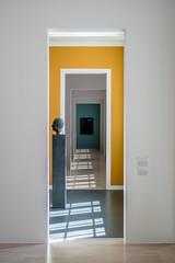 Shadow Pattern (*Capture the Moment*) Tags: 2018 architecture architektur art collection fotowalk kunst lenbachhaus mog mogtrioplan3528neo meyeroptikgörlitztrioplan3528neo modernart munich münchen sammlung sonya6300 sonyilce6300
