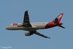 PR-MYP TAM (Thiago Pereira Machado) Tags: bsb brasilia airbus prmyp a320 tam latam