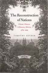 Eastern_Europe0001 (David Denny2008) Tags: eastern european history books library ukraine timothysnyder reconstructionofnations poland lithuania belarus